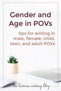 The Ultimate POV Guide Part 3: Genders and Ages |
