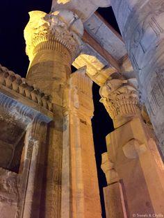 travelsandcitylife:  Temple of Kom Ombo - Aswan Egypt (November...