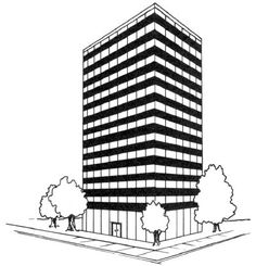 Awesome Architecture Image Gallery Learn how to draw this skyscraper in a few simple steps.