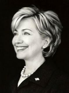 hillary clinton hair - gorgeous