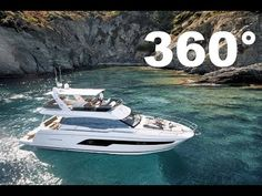 PESTIGE 630 by Prestige yachts: 360° Video (Virtual Reality)
