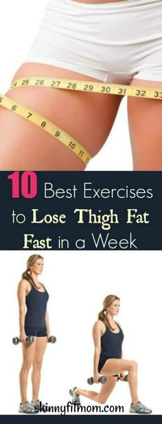Best Exercises to Lose Upper Thigh Fat in Less Than 7 Days 10 Best Exercises to Lose Upper Thigh Fat Fast in a Few Weeks at Home- Try these workouts target upper thigh and melt thigh fat fast!Spiritual exercises Spiritual exercises may refer to: Lose Thigh Fat Fast, Lose Arm Fat, Burn Belly Fat, Loose Weight, How To Lose Weight Fast, Losing Weight, Weight Gain, Fitness Motivation, Reduce Cellulite
