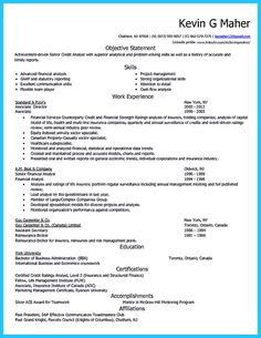 nice cool credit analyst resume example from professional check more at http - Examples Of Professional Resumes