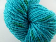 Knits by the Sea : Gourmet Worsted Hand Dyed in Vancouver 80% Superwash Merino, 10% Cashmere, 10% Nylon 115g, 200 yds