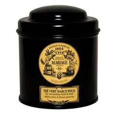 Then there is .....Mariage Frere Marco Polo tea.. the smell alone is intoxicating!