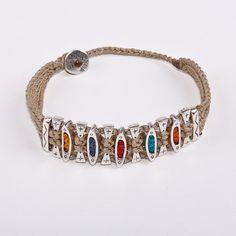 babylonia silver jewelry  www.mybabylonia.com Healing Stones, Silver Jewelry, Bracelets, Pretty, Accessories, Fashion, Bangles, Moda, La Mode