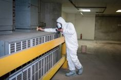 It's no longer a secret that asbestos is hazardous to our health. Asbestos can cause methoselioma and lung cancer, and unlike most building materials, asbestos removal poses a grave health ri… Lung Cancer, Lunges, How To Remove, Medical, Health, Tips, Green, Health Care, Medicine