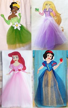 Tulle Princesses 2 - Bows and Clothes