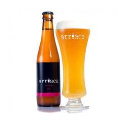 arriaca trigo - Comprar cervezas - Birrapedia Cerveza de trigo Cerrar  Volumen botella (cl): 33 % Alcohol (ABV): 4.7 Temperatura servicio recomendada (ºC): 6-10 Maltas: Cebada y trigo Otros ingredientes: trigo Amargor IBUS (International Bitterness Units 0-100 aprox): 16 Filtrada SI/NO: NO