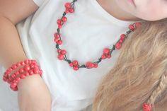Usva: Askartelua About Me Blog, Chain, Jewelry, Fashion, Moda, Jewlery, Bijoux, Fashion Styles, Schmuck