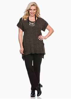 Plus Size women's Clothing, Large Size Fashion Clothes for WOMEN in Australia - HARVEST MOON PULLOVER - TS14
