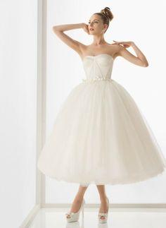Ballerina Bridal Inspiration by Rosa Clara