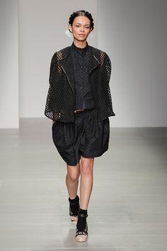 Bora Aksu London Fashion Week Catwalk Show #kmscalifornia