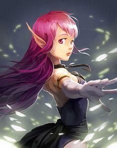 35 Best Purple Characters Images Rosario Vampire Anime