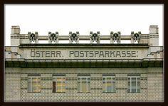 Österreichische Postsparkasse [1894-1902]- Vienna by RUAMPS ©, via Flickr