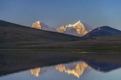 Tadjikistan: Pamir bergen