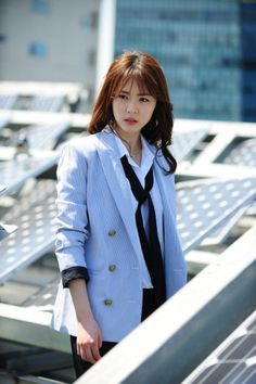 Lee Yeon Hee in 'Ghost'