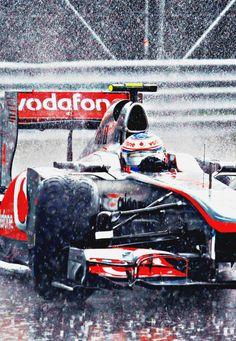 Jenson Button l Canada 2011