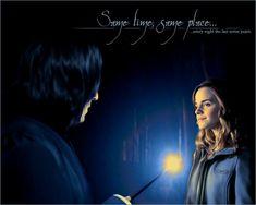 Hermione and Severus - hermione-and-severus Photo