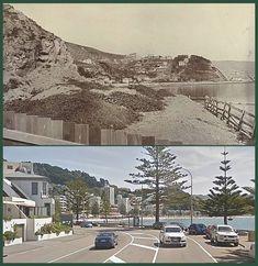 Old Wellington Region Before After Photo, Kiwiana, What Is Like, New Zealand, Oriental, Environment, June, Landscape, Street
