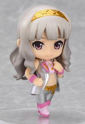 iDOLM@STER 2 - Shijou Takane - Nendoroid Petit - Nendoroid Petit: The iDOLM@STER 2 - Million Dreams - Stage 01 - Million Dreams ver. (Good Smile Company)