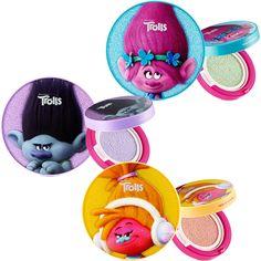 The face shop Trolls Tone up cushion collaboration edition Korean Cosmetic  | eBay