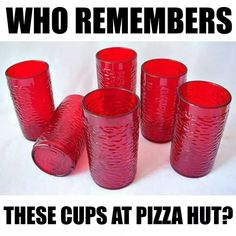 16 Things Pizza Hut Had Growing Up That You Forgot About But Will Instantly Remember 90s Childhood, My Childhood Memories, Great Memories, School Memories, Retro, Before I Forget, Pizza Hut, Red Pizza, Ol Days
