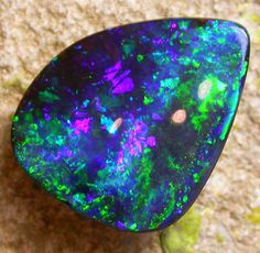 20.78 CTS BOULDER  OPAL FULL FACED STUNNING  [Mar ]