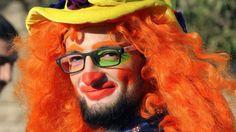 nice 'Clown van Aleppo' komt om door Syrische luchtaanvallen