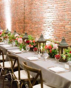Featured Photographer: O'Malley Photographers; Wedding reception idea.