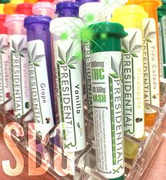 the wait is over- #PresidentialRx Cones are back in stock!! available in every flavor and just $15 each or 2 for $25!! Stop by and stock up on hash-infused goodness! 212 Broadway #chulavista #california #prop215 #mmj #sandiego #topshelfife #wfayo #sdtopshelflife #potent #prerolls #hash #c02oil #yum #hashinfused #THC #4420 #710 #619