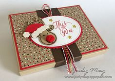 Another Christmas Gift Card Holder