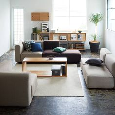 Tips for Living a New Way 01-10   Compact Life   MUJI