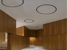 Built-in led module CIRCLE OF LIGHT Professional - Wall Ceiling Collection by FLOS