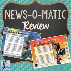The Dabbling Speechie: News-O-Matic-App Review (My FAVORITIST app EVER!) Pinned by SOS Inc. Resources. Follow all our boards at pinterest.com/sostherapy/ for therapy resources.