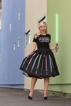 See the 'Star Wars' fashions from Her Universe set to debut at Celebration