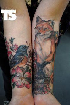 le corbeau et le renard x