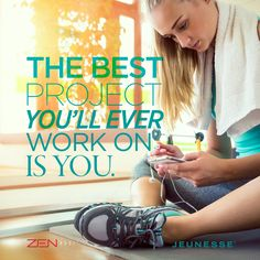 The best project you'll ever work on is you.