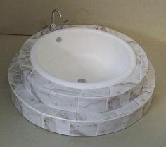 miniature Round Tub