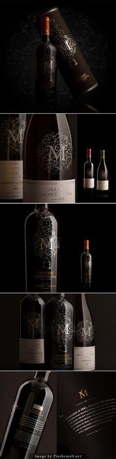 Chateau Montelena (Student Project)  #taninotanino #vinosmaximum