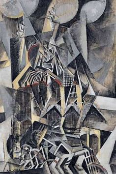 Grand Central Terminal by Max Weber (American), oil on canvas, genre: Cubism, 1915 Matisse, Terminal, Georges Braque, Art Database, Art Moderne, American Art, All Art, Les Oeuvres, Art History