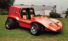 Bugs Buggy by George Barris