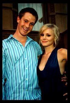 Jason Dohring and Kristen Bell.