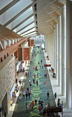 See the inside of Music City Center in Nashville