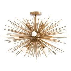 short interesting light fixture for new dining/office. Then a few table lamps......