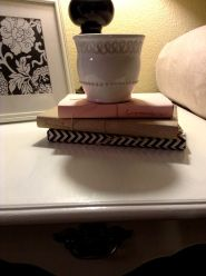 DIY Decorative Bookcovers with scrapbooking paper