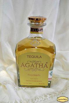 Tequila Ágatha Reposado