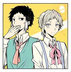 Akutagawa & Atsushi