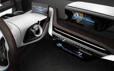 2011 Bmw I3 Concept Dashboard Detail Photo