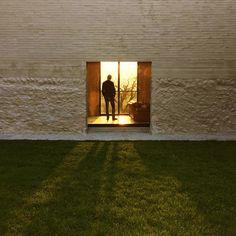 Brick House Over a Stone Barn by Studio di architettura Bricolo Falsarella - 谷德设计网